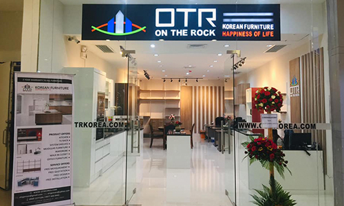 OTR Gensan Furniture showroom