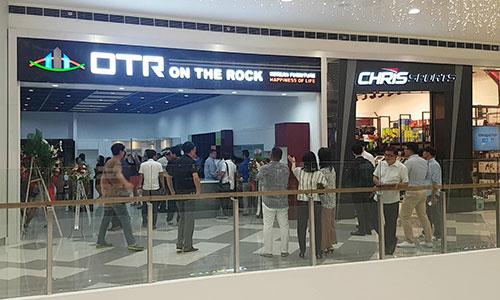 OTR SM CDO Cagayan de Oro Showroom