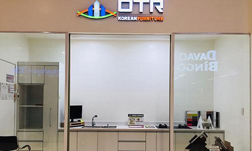 OTR SM Showroom